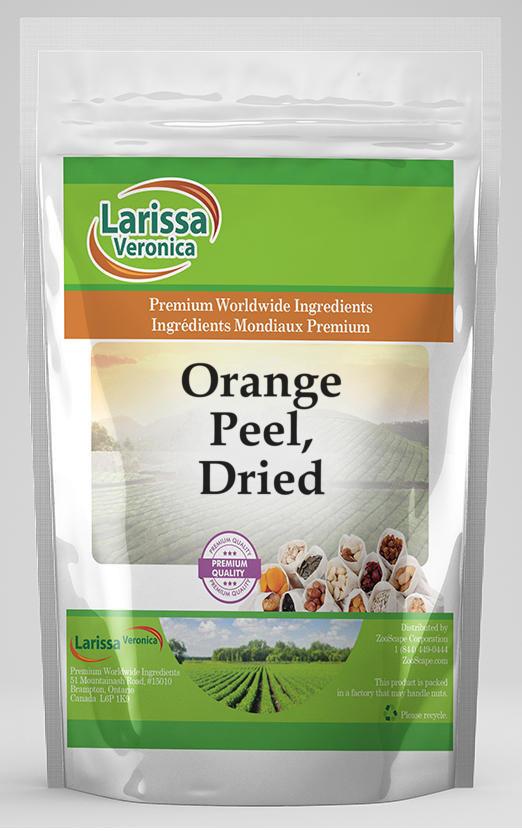 Orange Peel, Dried