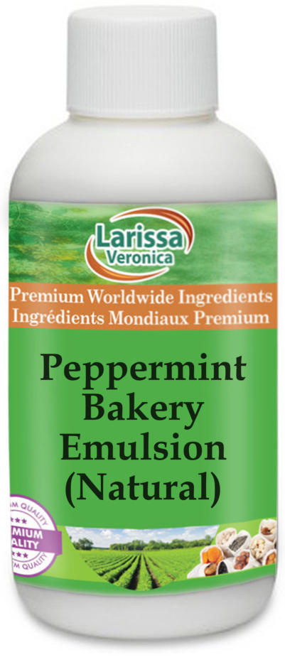 Peppermint Bakery Emulsion (Natural)