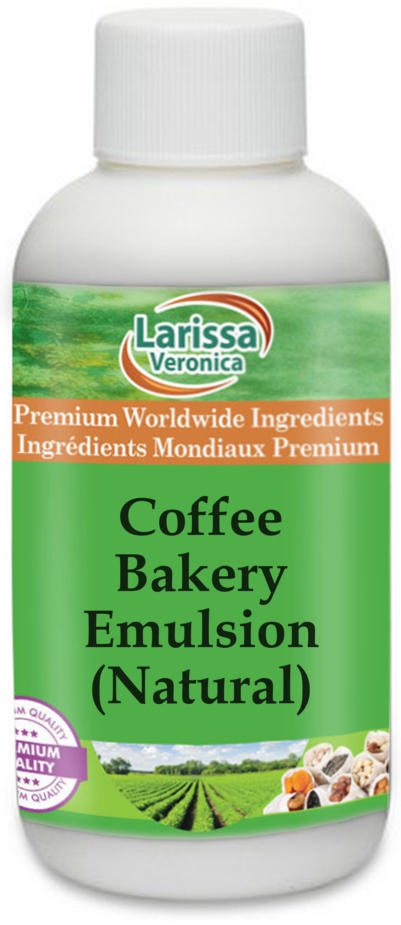Coffee Bakery Emulsion (Natural)