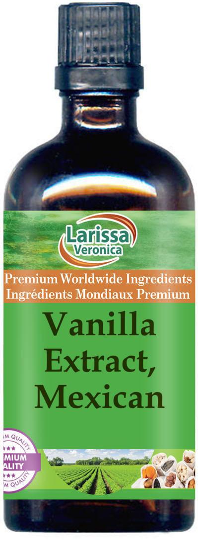 Vanilla Extract, Mexican