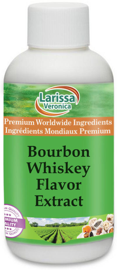Bourbon Whiskey Flavor Extract