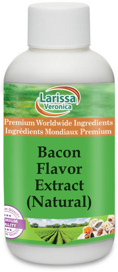 Bacon Flavor Extract (Natural)