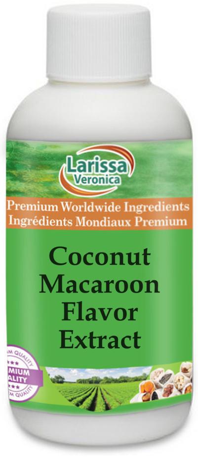 Coconut Macaroon Flavor Extract
