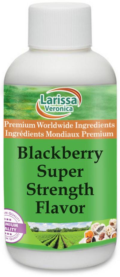 Blackberry Super Strength Flavor