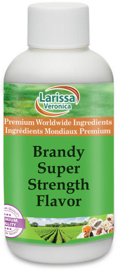 Brandy Super Strength Flavor