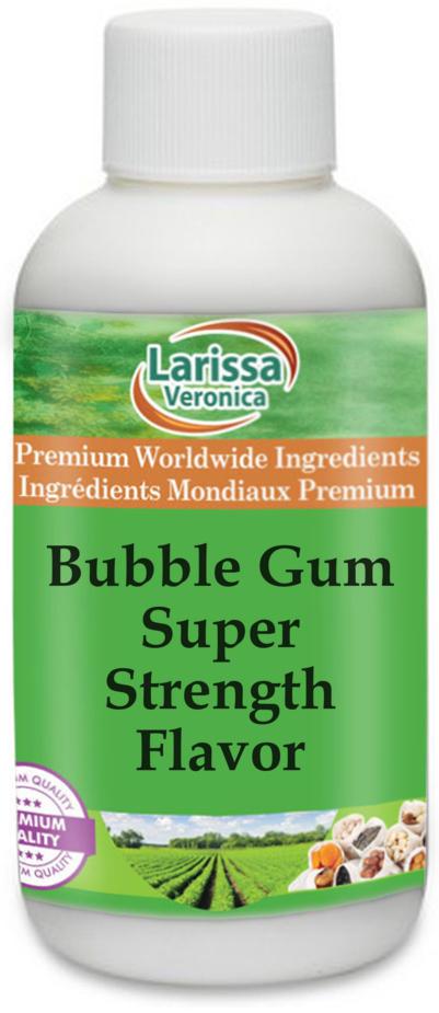 Bubble Gum Super Strength Flavor
