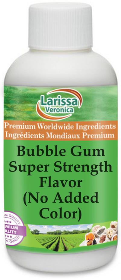 Bubble Gum Super Strength Flavor (No Added Color)