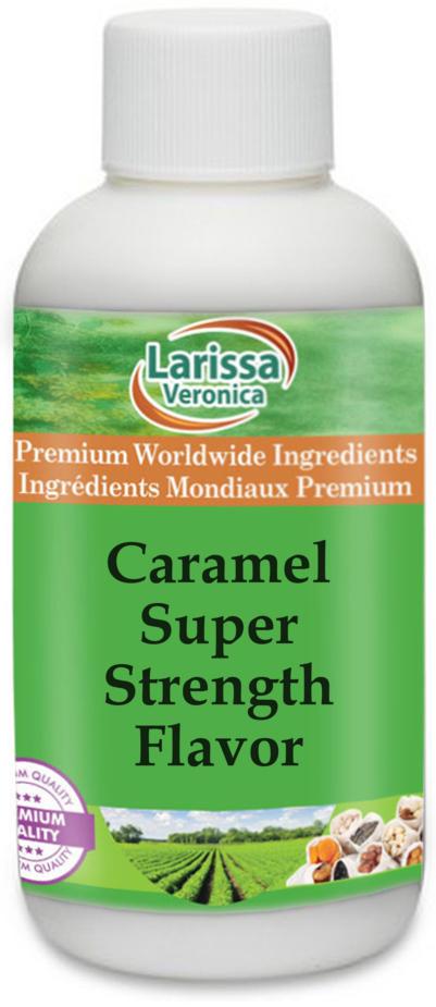 Caramel Super Strength Flavor
