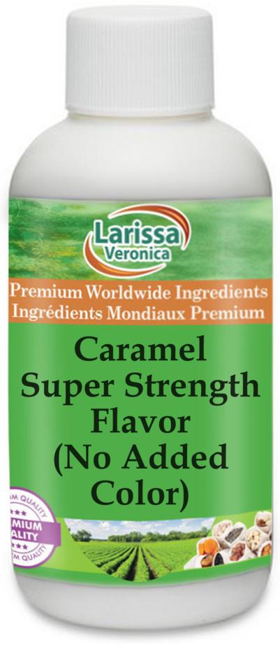 Caramel Super Strength Flavor (No Added Color)