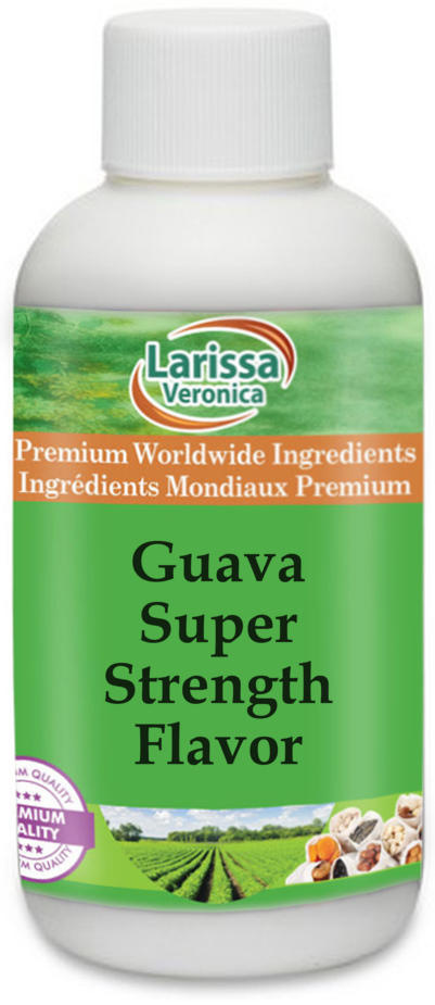Guava Super Strength Flavor