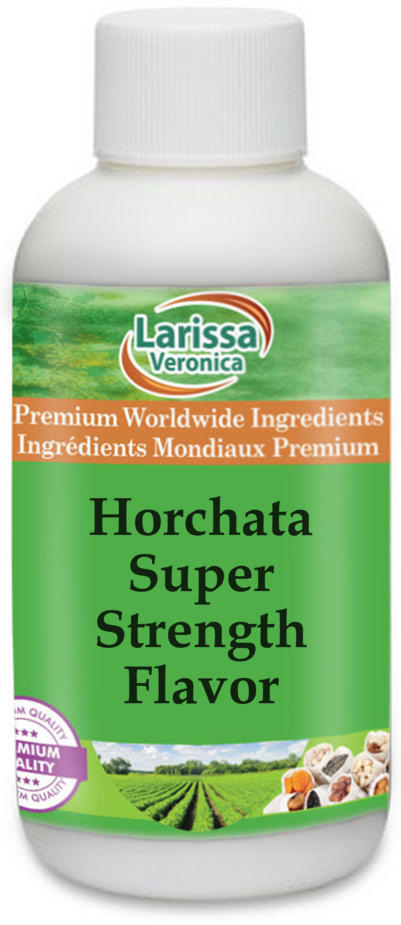 Horchata Super Strength Flavor