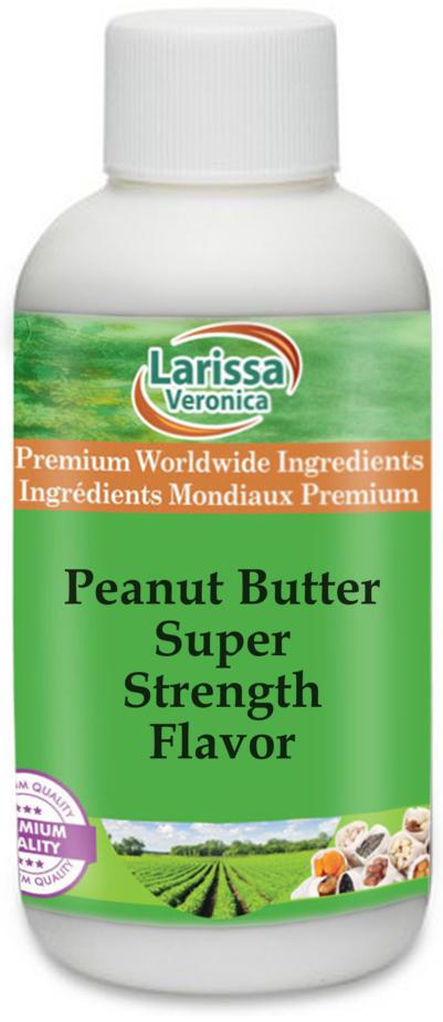 Peanut Butter Super Strength Flavor