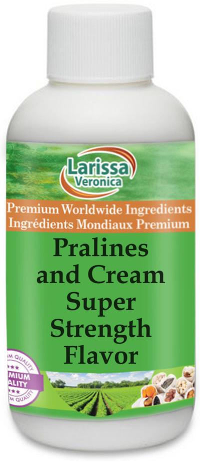 Pralines and Cream Super Strength Flavor