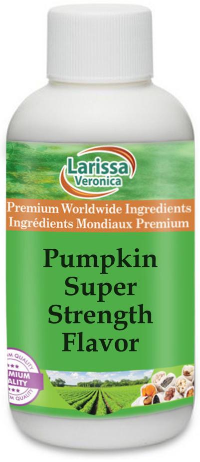 Pumpkin Super Strength Flavor