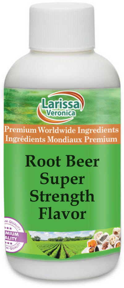 Root Beer Super Strength Flavor
