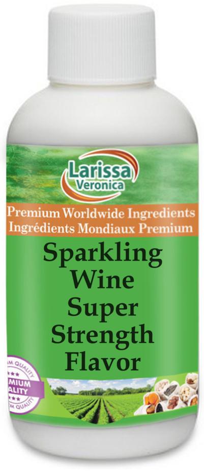 Sparkling Wine Super Strength Flavor