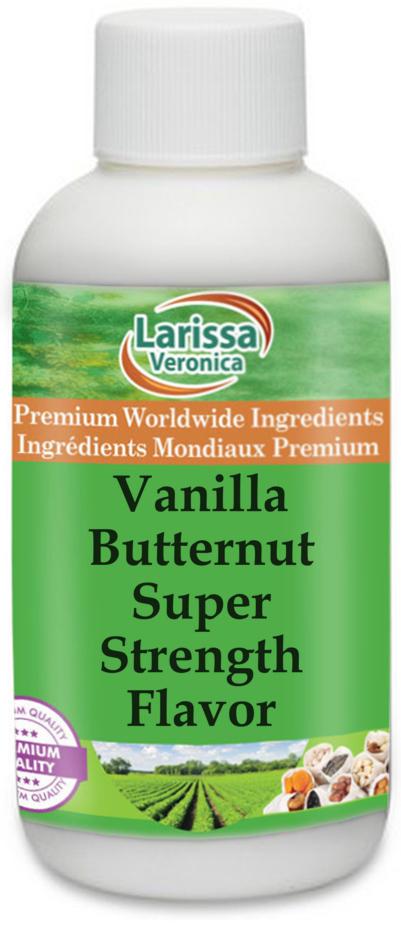 Vanilla Butternut Super Strength Flavor