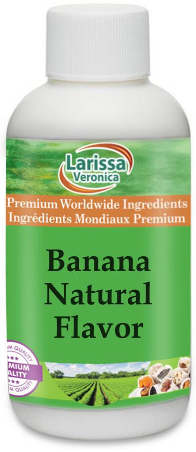 Banana Natural Flavor