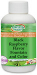 Black Raspberry Flavor Fountain and Color