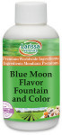 Blue Moon Flavor Fountain and Color
