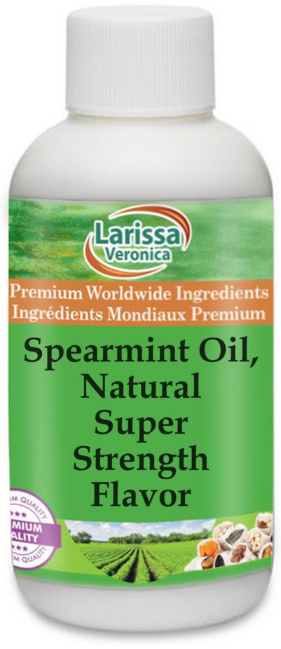 Spearmint Oil, Natural Super Strength Flavor