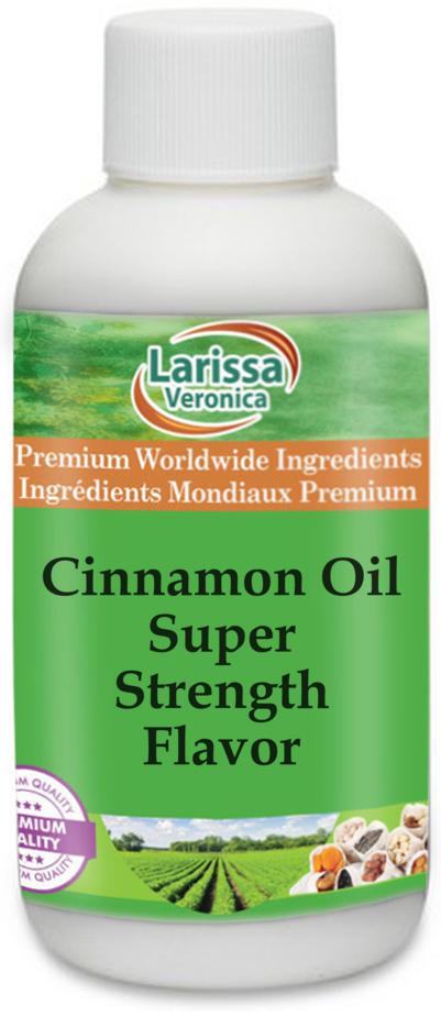 Cinnamon Oil Super Strength Flavor