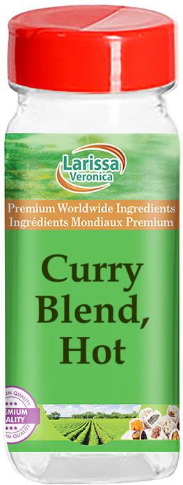 Curry Blend, Hot