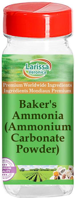 Baker's Ammonia (Ammonium Carbonate Powder)