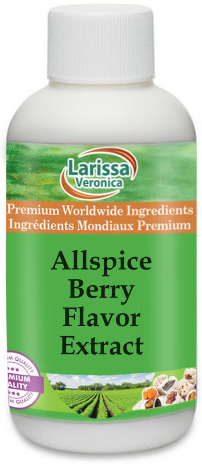 Allspice Berry Flavor Extract