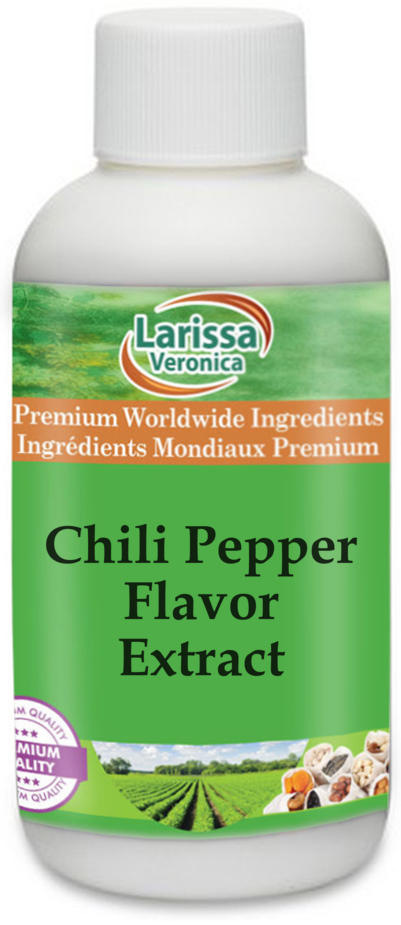 Chili Pepper Flavor Extract