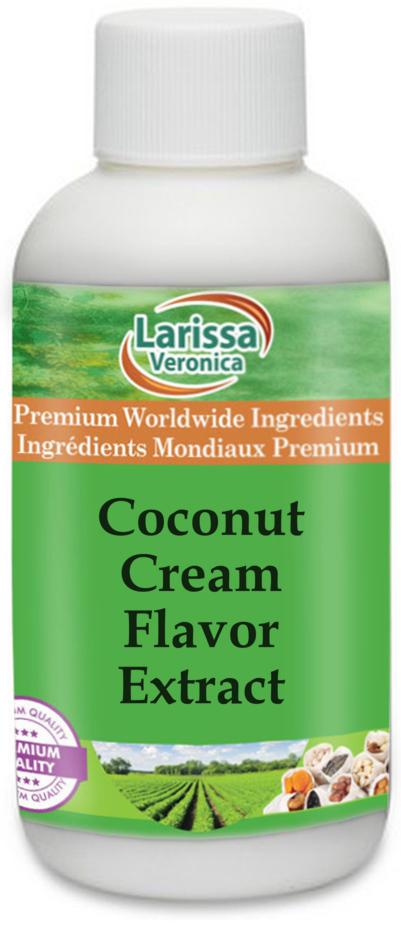 Coconut Cream Flavor Extract