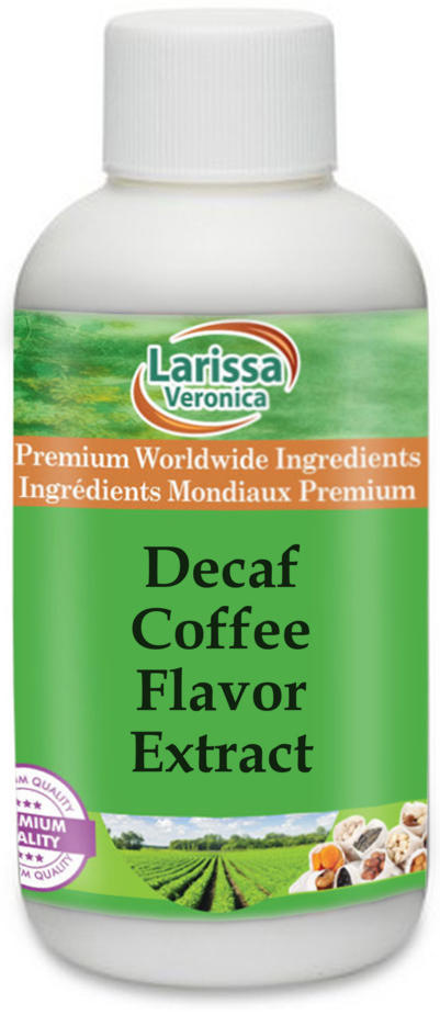 Decaf Coffee Flavor Extract