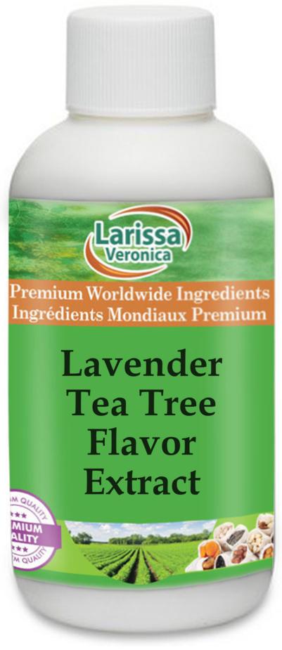 Lavender Tea Tree Flavor Extract