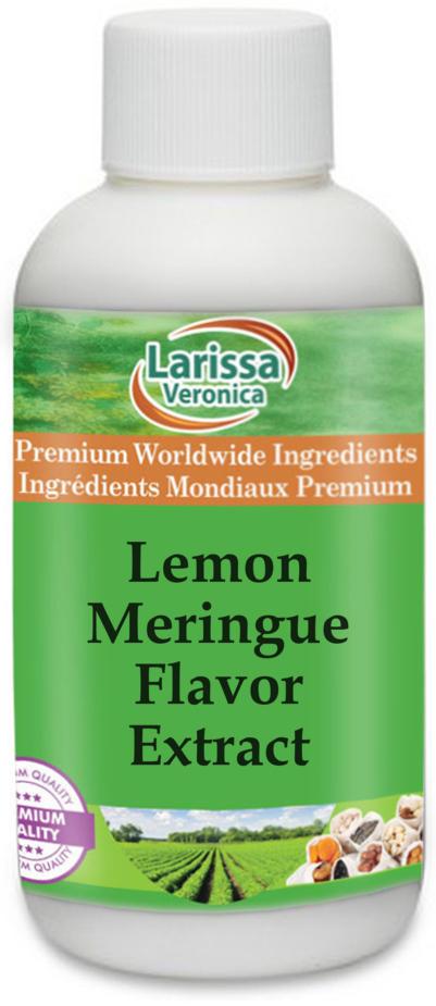 Lemon Meringue Flavor Extract