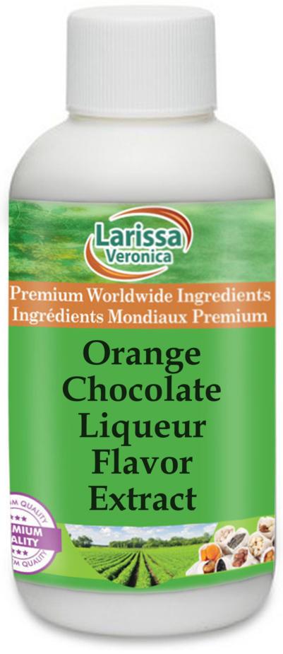 Orange Chocolate Liqueur Flavor Extract