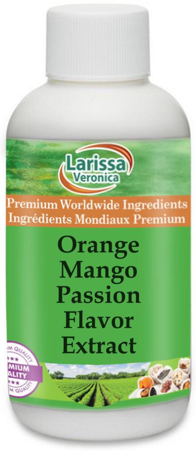 Orange Mango Passion Flavor Extract