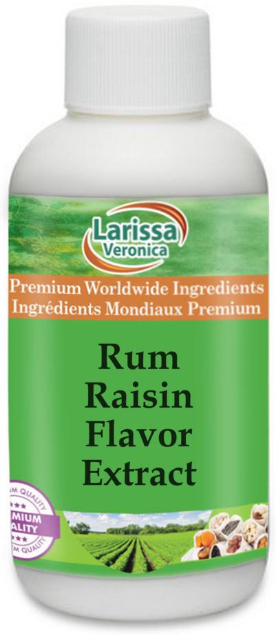 Rum Raisin Flavor Extract