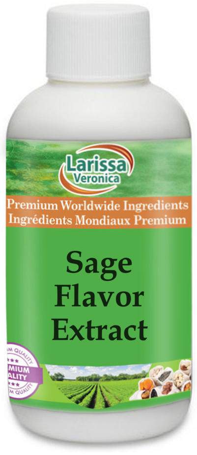 Sage Flavor Extract