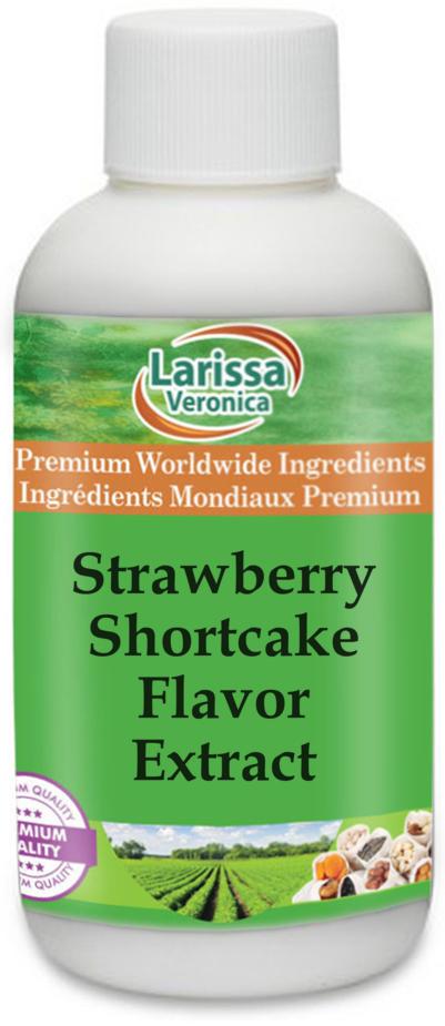 Strawberry Shortcake Flavor Extract