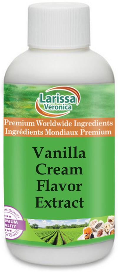 Vanilla Cream Flavor Extract