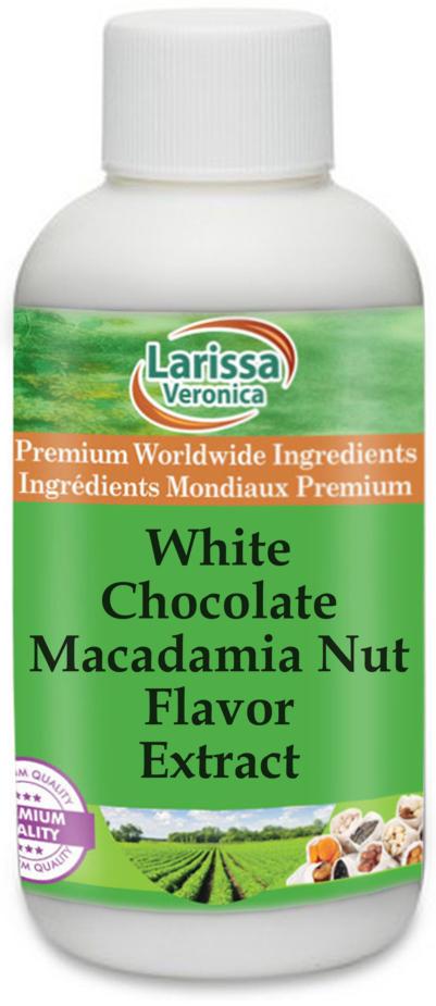 White Chocolate Macadamia Nut Flavor Extract