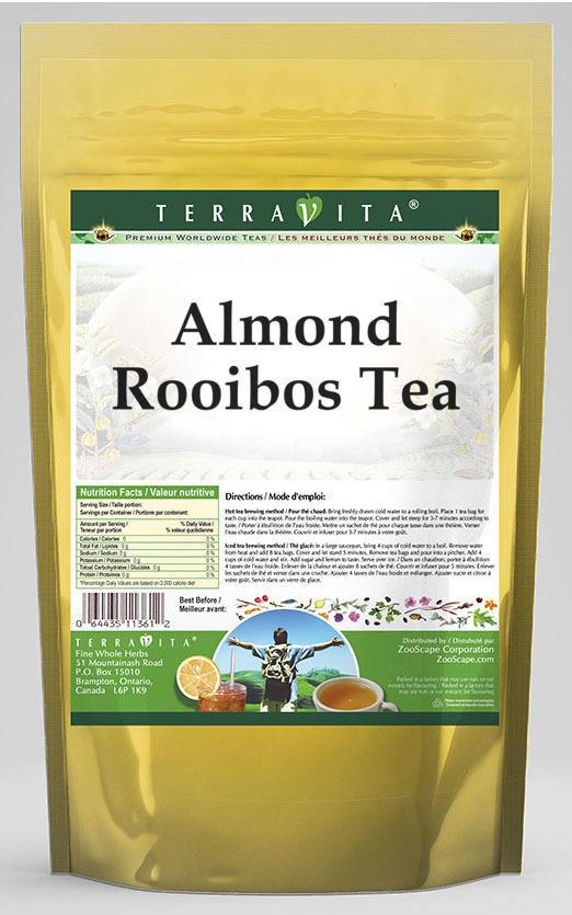 Almond Rooibos Tea