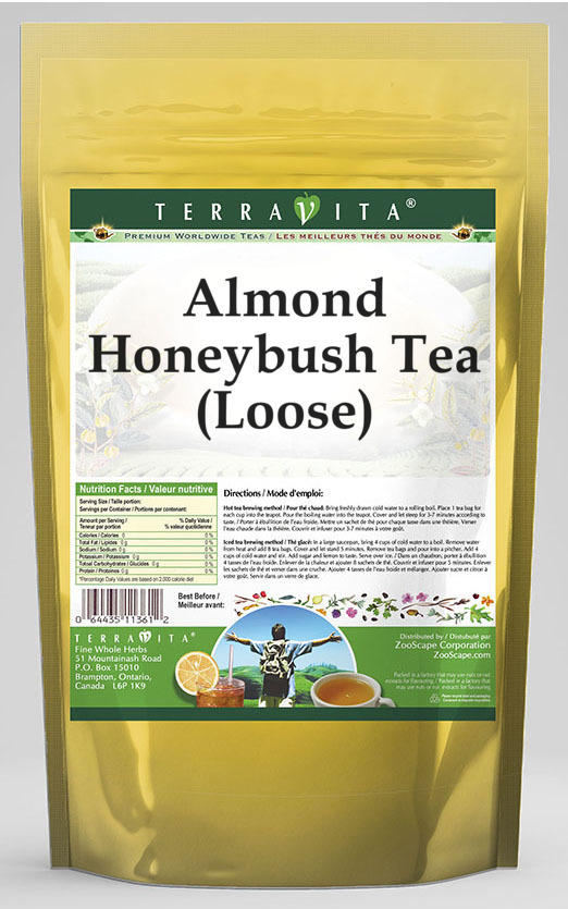 Almond Honeybush Tea (Loose)
