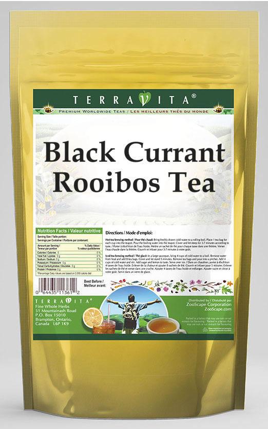 Black Currant Rooibos Tea