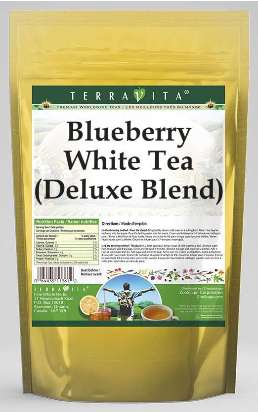 Blueberry White Tea (Deluxe Blend)