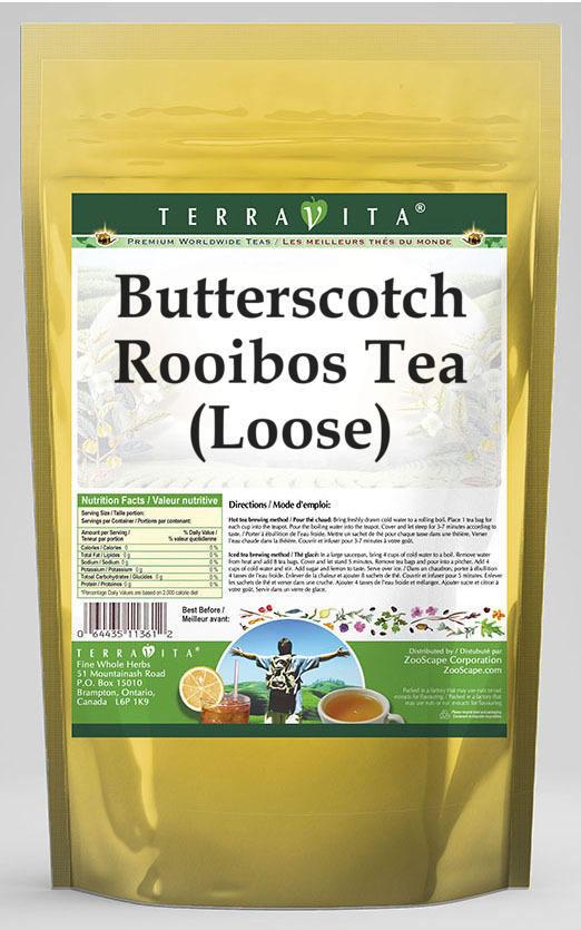 Butterscotch Rooibos Tea (Loose)