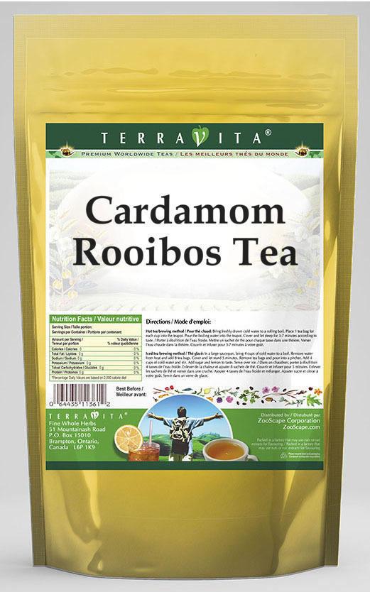 Cardamom Rooibos Tea