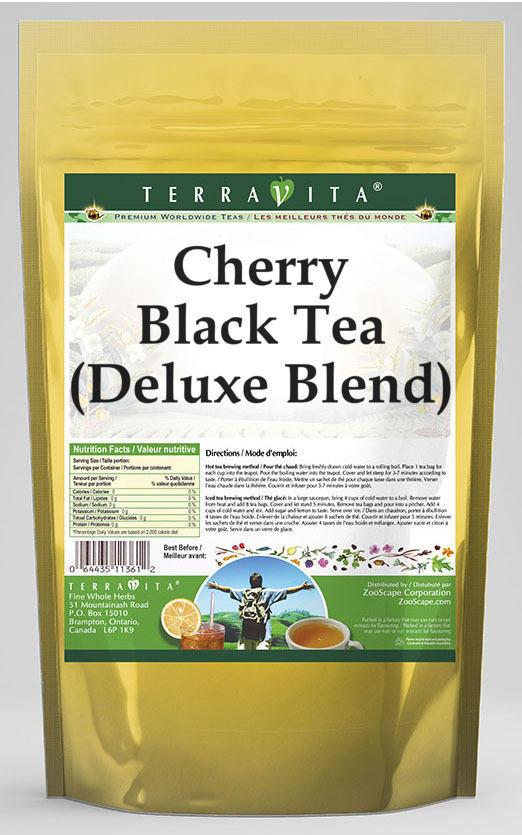 Cherry Black Tea (Deluxe Blend)