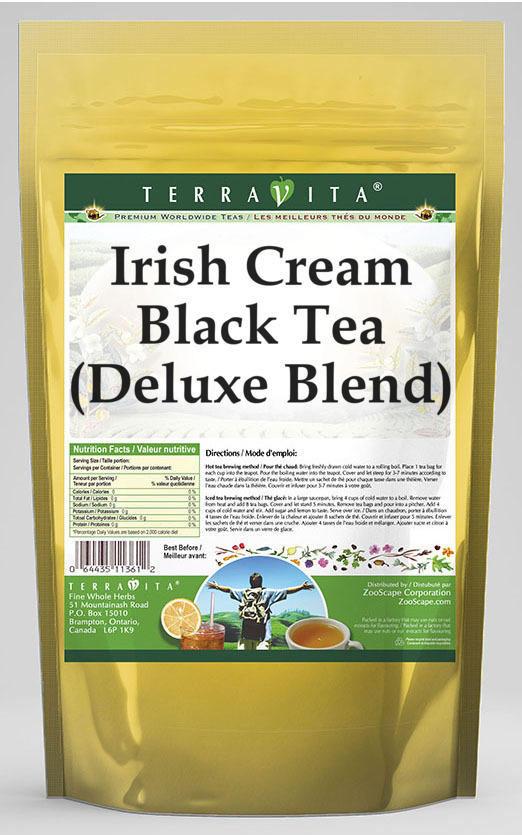Irish Cream Black Tea (Deluxe Blend)