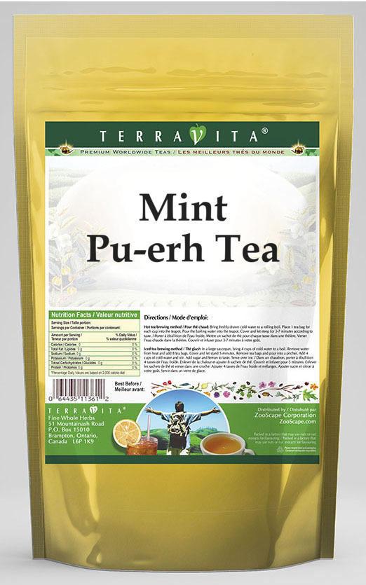 Mint Pu-erh Tea